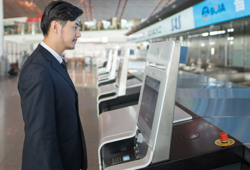 Provide a low-touch airport experience