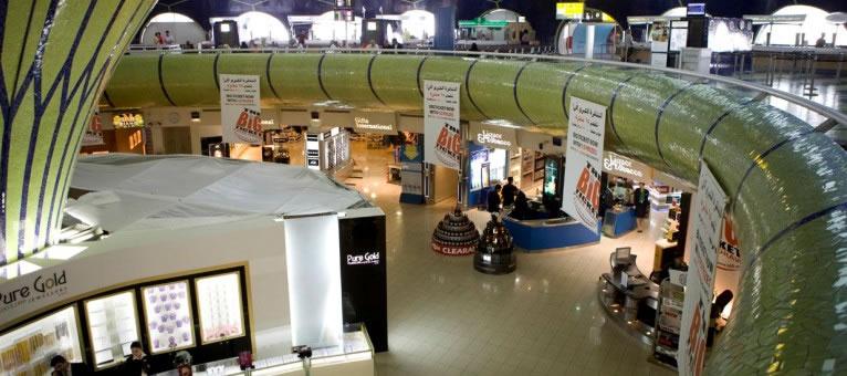 El aeropuerto internacional de Abu Dhabi elige a SITA para su transformación tecnológica
