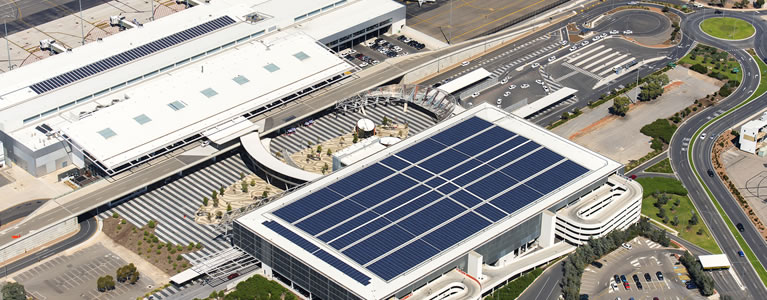 Adelaide Airport chooses SITA smart technology for the future