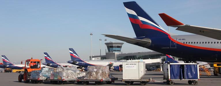 Aeroflot se convierte en la primera línea aérea de Rusia que hace un seguimiento del equipaje durante todo el viaje