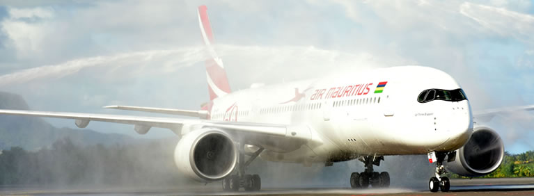 SITA to keep Air Mauritius' new Airbus A350 fleet connected to the key systems on the ground