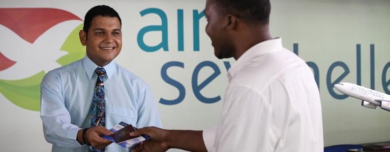 Air Seychelles introduce una tecnología de vanguardia para el control de los pasajeros en el aeropuerto de su país