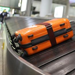 El foco en las operaciones de equipaje