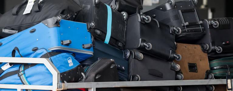 El seguimiento de las maletas causa una mejora del 66% en la entrega de equipaje