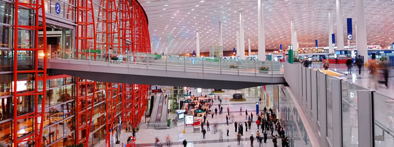 Beijing Capital International Airport boosts capacity with SITA self-service tech