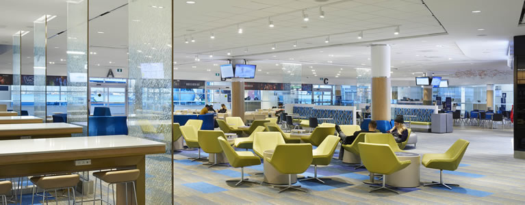 مطار بيلي بيشوب تورنتو سيتي بصدد استخدام التكنولوجيا التي توفرها SITA