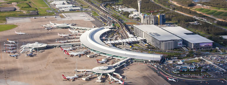 Brisbane Airport extends technology partnership with SITA