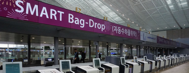 Incheon maximizes efficiency with SITA's bag drop technology