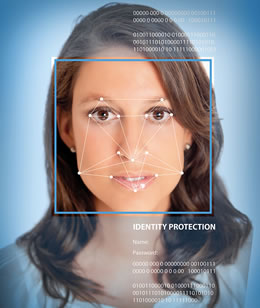 female facial recognition