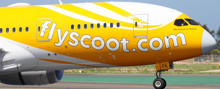 Scoot connects its new routes in record time using SITA technology