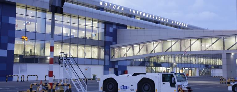 شركة SITA بصدد إدارة الأنظمة الرئيسية في صالة مطار كوتوكا الدولي في غانا 3