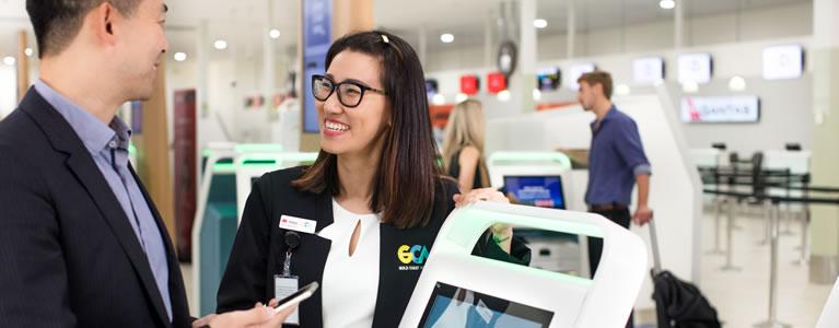 El aeropuerto de Gold Coast extiende su alianza con SITA al año 2024