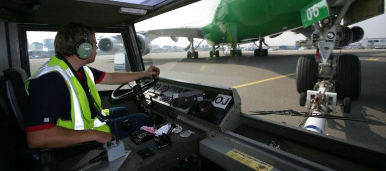 Menzies introduce la tecnología de gestión de logística en tierra en los principales aeropuertos