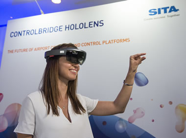 SITA explores emerging world of mixed reality for air