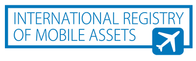 International Registry of Mobile Assets logo