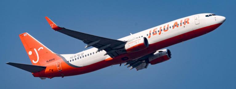 Jeju Air adopta el sistema de servicios para pasajeros (PSS) Horizon de SITA