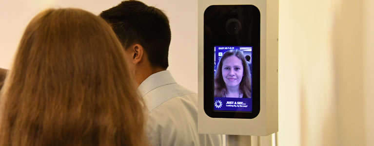 JetBlue facial recognition boarding