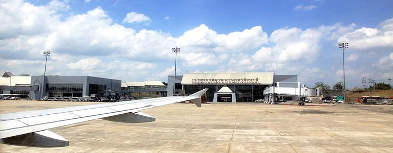 مطار كرابي يطبق استخدام تكنولوجيا SITA المتطورة المخصصة للركاب