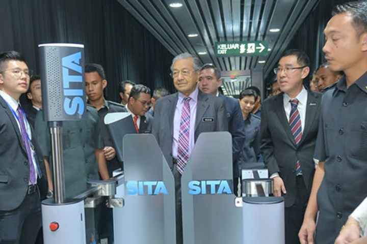 Malaysia Airports kicks off digital airport initiative with SITA at KL International Airport