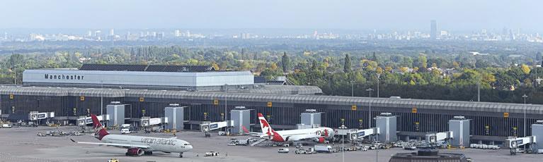 Manchester Airports Group recurre a SITA para brindar un viaje más rápido y placentero en todos sus aeropuertos