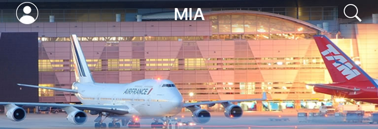 Miami International Airport first worldwide to provide fast entry process into USA via its mobile app