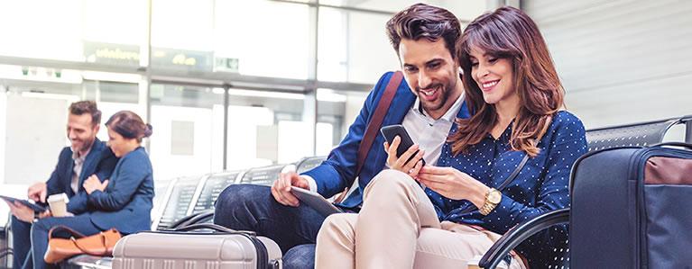 El bot de chat de Aeroméxico ayuda a los pasajeros con su equipaje