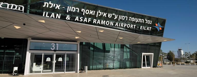 SITA brinda sistemas cruciales para facilitar la inauguración del aeropuerto Ramon en Israel
