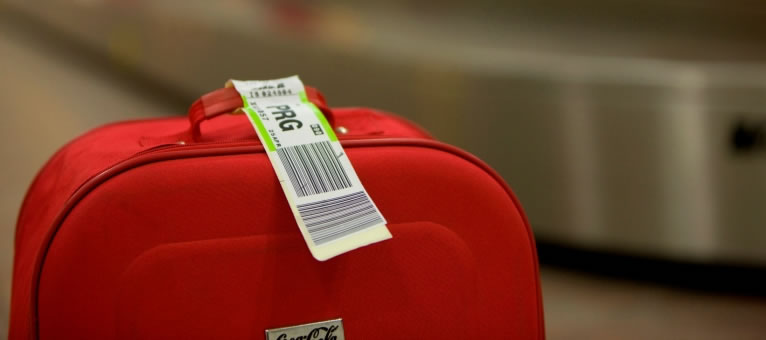 RFID for baggage tracking
