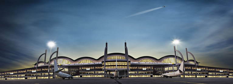 Istanbul Sabiha Gökçen Airport turns to SITA for airport technology upgrade