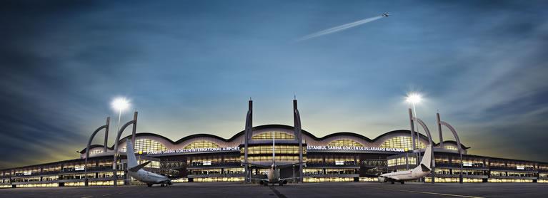 مطار إسطنبول صبيحة جوكتشن يستعين بشركة SITA لتحديث تقنيات المطار