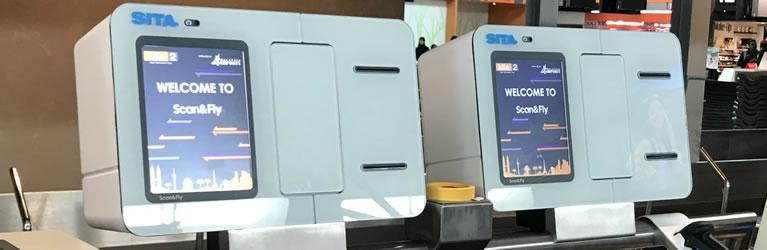 El autoservicio de despacho de equipaje reduce a la mitad el tiempo del procesamiento de pasajeros en la terminal KLIA2 del aeropuerto de Malasia