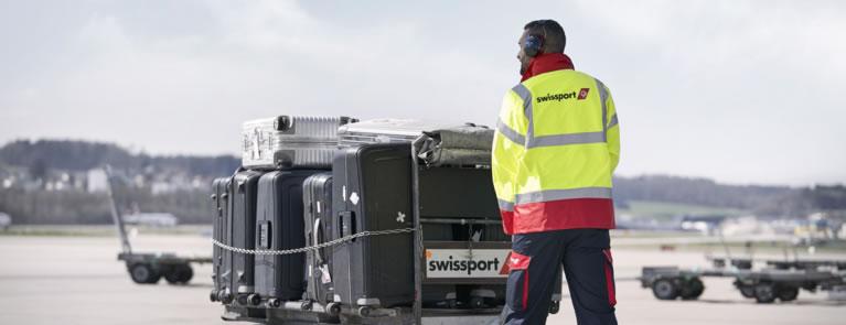 Swissport y SITA procuran explorar nuevos datos para facilitar los viajes aéreos