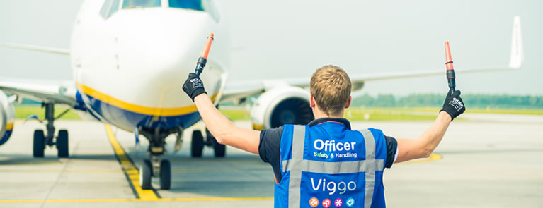 SITA le brinda a Viggo operaciones más eficientes desde los trámites de embarque hasta la salida en el aeropuerto de Eindhoven
