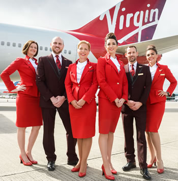 Virgin Atlantic Team