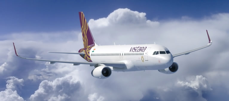 Vistara deploys SITA AIRCOM and network technology