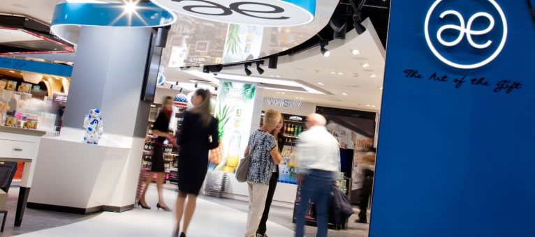 Nice Cote d'Azur Airport puts services at passengers' fingertips