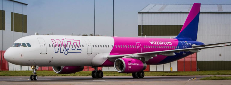 Wizz Air speeds up repatriation of delayed bags with SITA's WorldTracer®