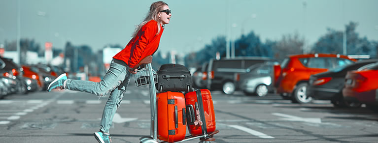 SITA's BagJourney - industry choice for 100% bag tracking