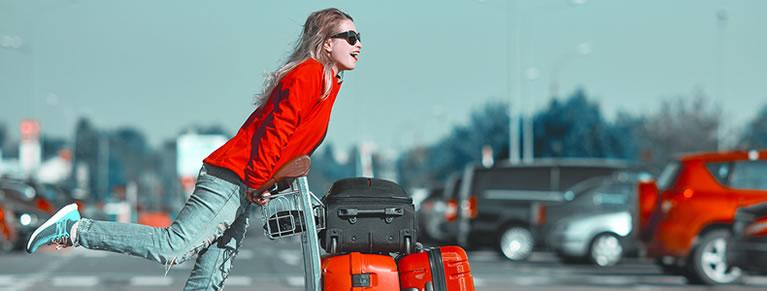 أخبار جيدة حول الأمتعة للمسافرين عبر شركات الطيران - هل ستكون 2018 نقطة التحول؟