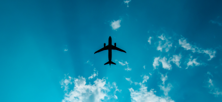 Datos sobre el uso de TI en el transporte aéreo2018