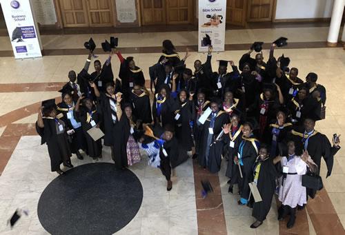 Zambia graduation
